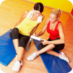 Cours de Pilates à domicile